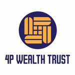 4P Wealth Trust Logo - Entry #89