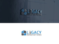 LEGACY RENOVATIONS Logo - Entry #84