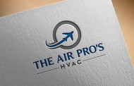 The Air Pro's  Logo - Entry #93