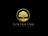 Golden Oak Wealth Management Logo - Entry #193