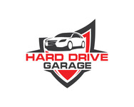 Hard drive garage Logo - Entry #241