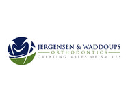 Jergensen and Waddoups Orthodontics Logo - Entry #40