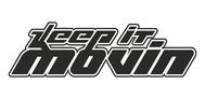 Keep It Movin Logo - Entry #127