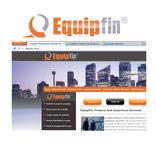 Equip Finance Company Logo - Entry #31