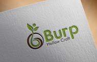Burp Hollow Craft  Logo - Entry #104