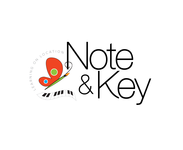 Note & Key Logo - Entry #77