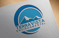 TerraVista Construction & Environmental Logo - Entry #147