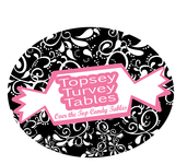 Topsey turvey tables Logo - Entry #37