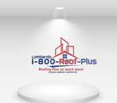 1-800-Roof-Plus Logo - Entry #58