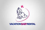 VacationBabyRental.com Logo - Entry #24
