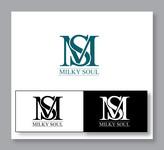 Milky Soul Logo - Entry #10