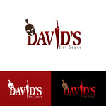 David's Hot Sauce Logo - Entry #23