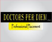 Doctors per Diem Inc Logo - Entry #152