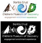santa cruz children's museum of discovery  MOD Logo - Entry #8