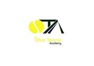 Silvia Tennis Academy Logo - Entry #156