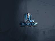 Sunshine Homes Logo - Entry #553
