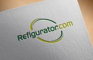 refigurator.com Logo - Entry #34