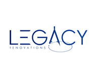 LEGACY RENOVATIONS Logo - Entry #99