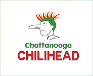 Chattanooga Chilihead Logo - Entry #71