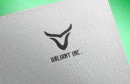 Valiant Inc. Logo - Entry #126