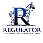 Regulator Thouroughbreds and Performance Horses  Logo - Entry #64