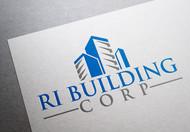 RI Building Corp Logo - Entry #32