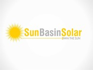 Sun Basin Solar Logo - Entry #4
