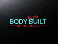 Body Built by Michelle Logo - Entry #62