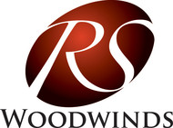 Woodwind repair business logo: R S Woodwinds, llc - Entry #58