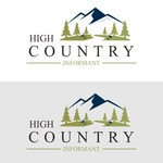 High Country Informant Logo - Entry #207