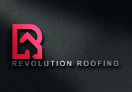 Revolution Roofing Logo - Entry #320