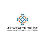4P Wealth Trust Logo - Entry #372