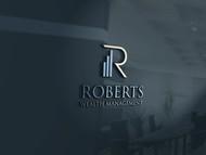 Roberts Wealth Management Logo - Entry #1