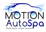 Motion AutoSpa Logo - Entry #153