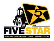Five Star Logo - Entry #127