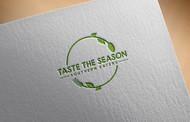 Taste The Season Logo - Entry #44