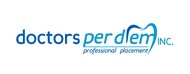 Doctors per Diem Inc Logo - Entry #130