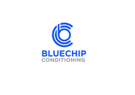 Blue Chip Conditioning Logo - Entry #244