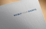 We Buy Your Shorts Logo - Entry #56