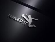 Nailed It Logo - Entry #78