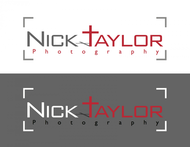 Nick Taylor Photography Logo - Entry #169