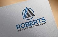Roberts Wealth Management Logo - Entry #499