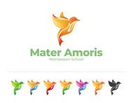 Mater Amoris Montessori School Logo - Entry #305