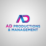 Corporate Logo Design 'AD Productions & Management' - Entry #76