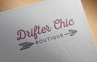 Drifter Chic Boutique Logo - Entry #216