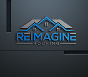 Reimagine Roofing Logo - Entry #129