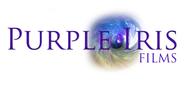 Purple Iris Films Logo - Entry #132