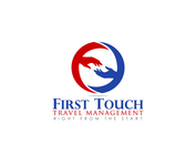 First Touch Travel Management Logo - Entry #105