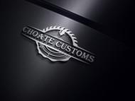 Choate Customs Logo - Entry #384