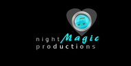 Night Magic Productions Logo - Entry #26